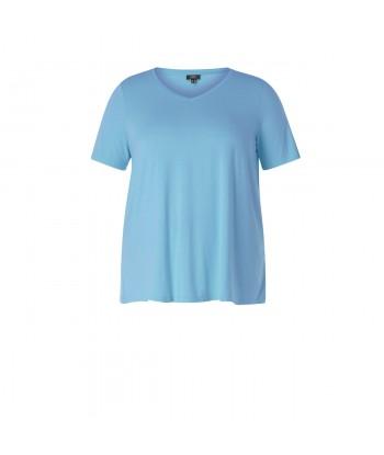 T-shirt Alba bleu