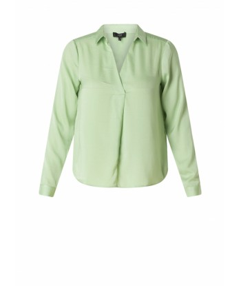 Blouse Pastel Green