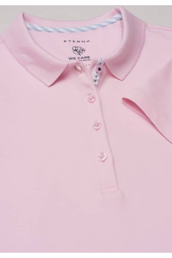 polo rose upcycling